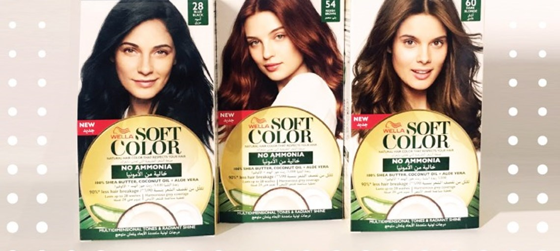 CH. SARRAF & CO. INTRODUCES SOFT COLOR RANGE BY WELLA